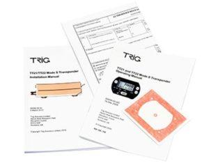 Sprzedaje transponder Trig TT21 w trybie S